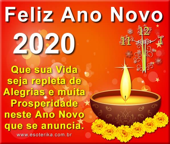 51 Mensagens De Ano Novo 2020 Mensagens De Natal