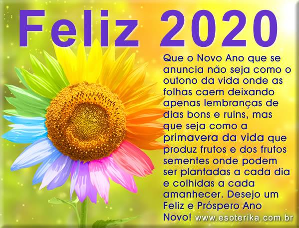 Frases De Ano Novo Feliz 2020 Frases De Reveillon