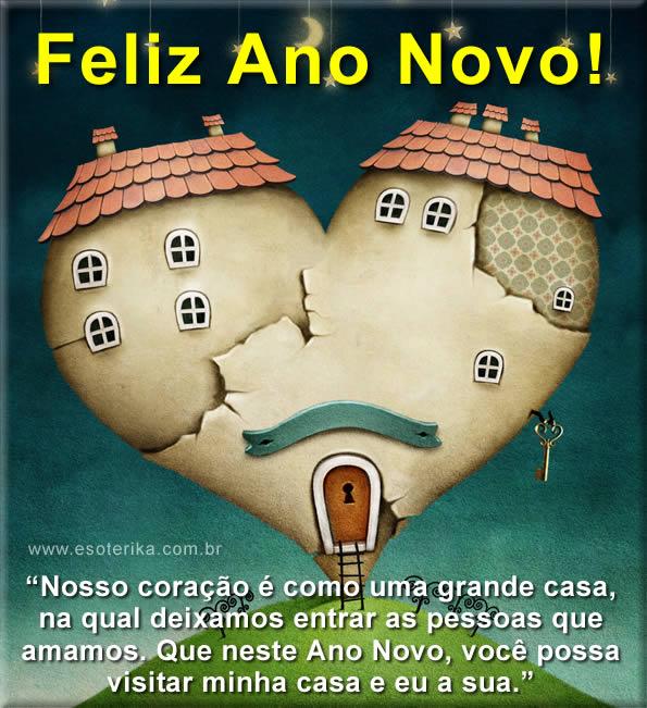 mensagem de feliz ano novo para amigos