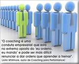 Estrutura de um trabalho de Coaching - O processo de Coaching