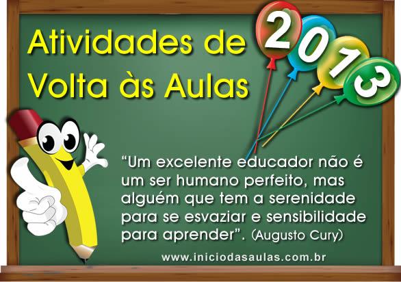 Wwwcanal Educarnet Frases Para Primeiro Dia De Aula Cartão E Cartaz