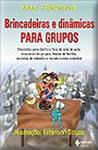 livro com brincadeiras e dinamicas para Grupo