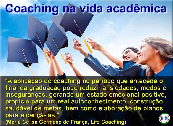 coaching e o sucesso na vida academica, coaching como orientação profissional