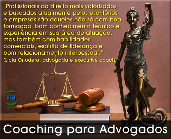 coaching para advogados e escritórios de advocacia e setores jurídicos de empresas