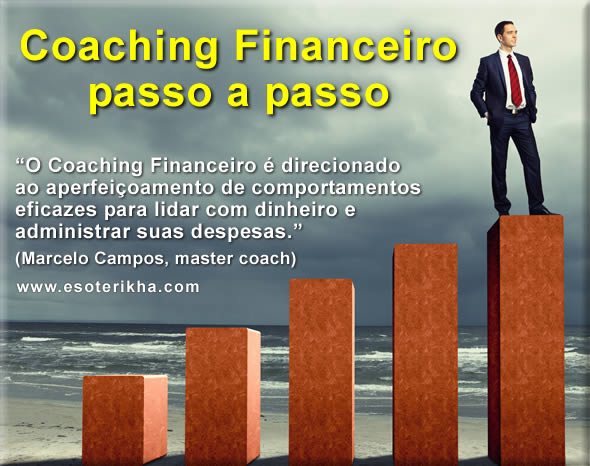 Como é feito o Trabalho de Coaching Financeiro passo a pass