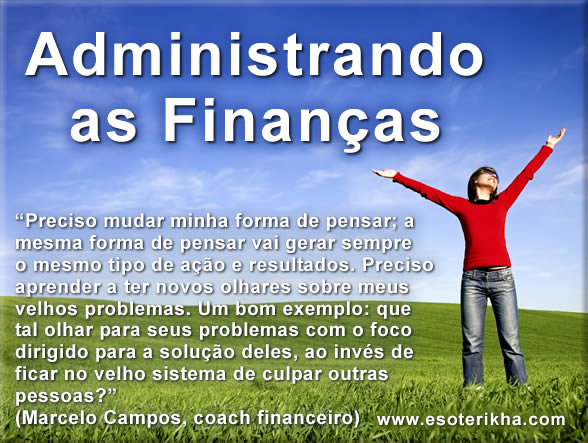 Como se tornar um Coach Financeiro - Administrando as Finanças