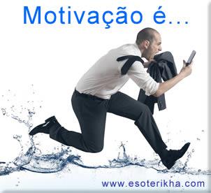 Conceito de Motivação