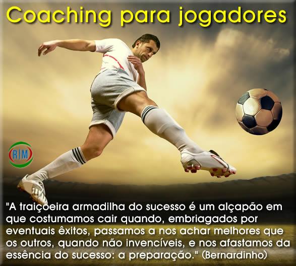 Curso De Coaching Para Jogadores De Futebol Basquete Tênis Vôlei