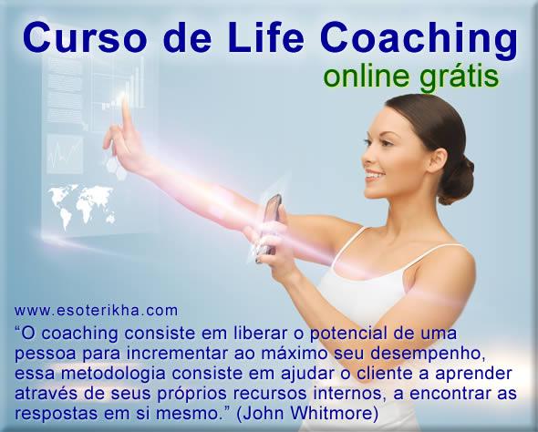 Curso de Life Coaching online Grátis
