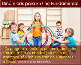 dinamica para ensino fundamental