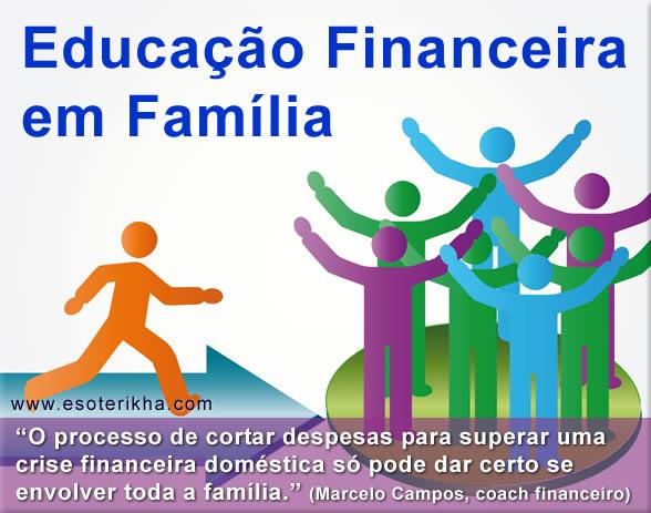 Educação Financeira em Família