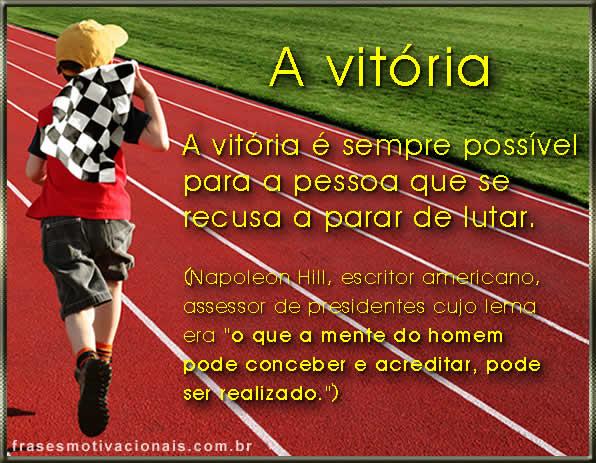 Frases De Motivação 56 Frases Motivacionais Sucesso