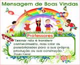 mensagem de boas vindas para professores e alunos