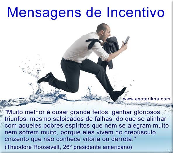 mensagens de incentivo
