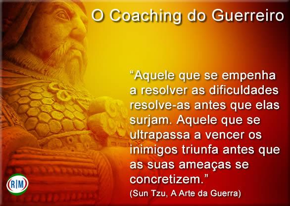 o coaching do guerreiro, como aprender com os desafios