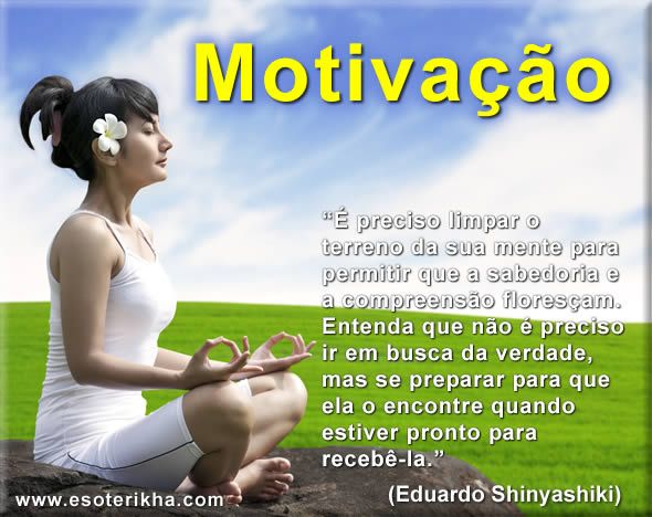 pensamentos motivacionais