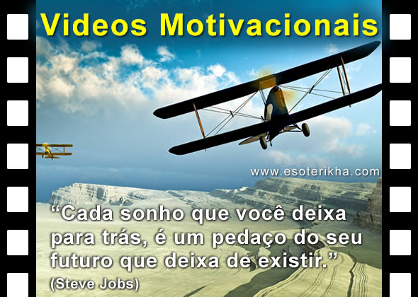 videos motivacionais, treinamentos de motivação