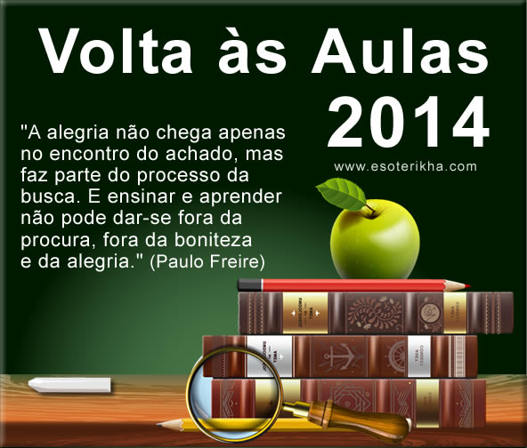 volta as aulas 2014