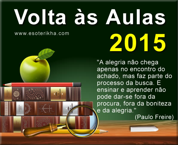 volta as aulas 2015