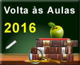 Volta as aulas 2016
