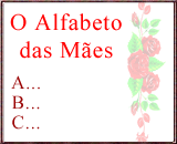 alfabeto das mães