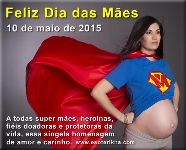 dia das mães 2015