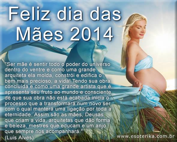 feliz dia das mães 2014