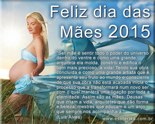 feliz dia das mães 2015
