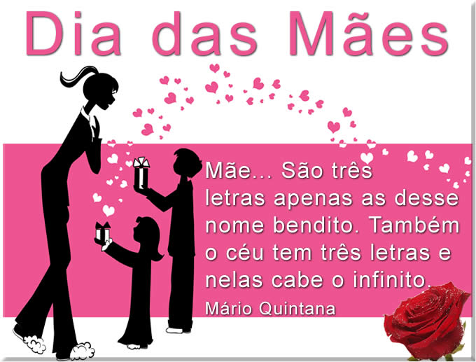 51 Frases Dia Das Mães Mensagens Para O Dia Das Mães Textos