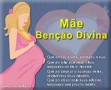 Mensagem às Mães - Benção Divina