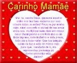 Mensagem de Carinho para minha Mãe