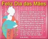 Mensagens de feliz dia das mães :: O valor de uma Mãe