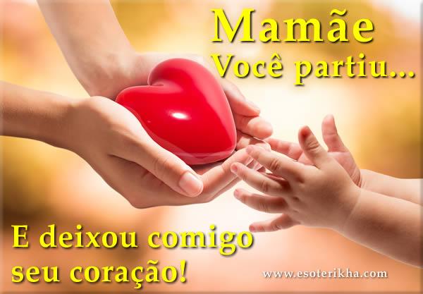 Mensagem Para Mãe Falecida Saudades E Lembranças