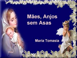 poema de dia das mães com homenagens, mães, anjos sem asas