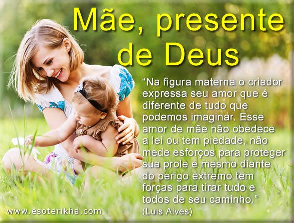 poema evangelico para o dia das mães