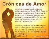 cronicas de amor