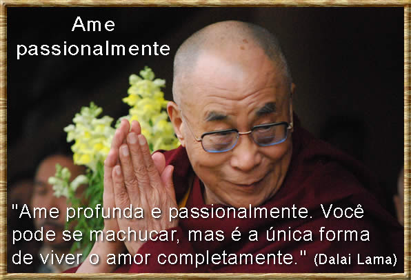 Frases de Amor do Dalai Lama