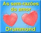 mensagem de amor dia dos namorados com texto de Drummond