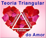 Teoria triangular do amor - Robert Sternberg