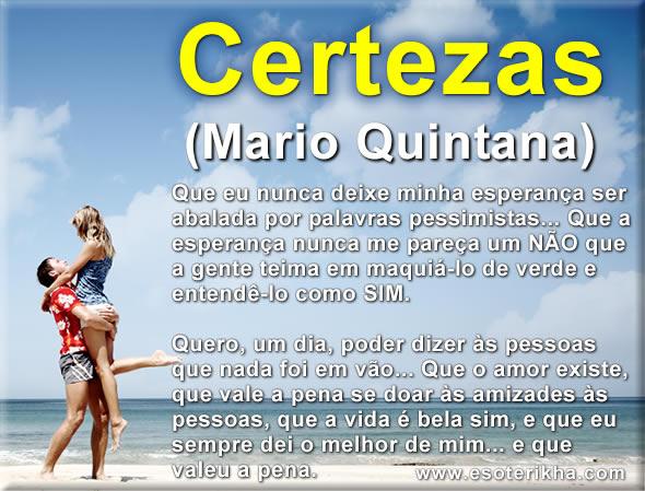 Textos de Mário Quintana