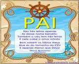 Carta para o Dia dos Pais - PAI, apenas 3 Letras - Mario Quintana