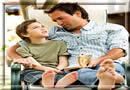 Conversa entre Pai e Filho