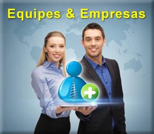 Equipes de Trabalho e uso em Empresas