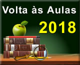 Volta as aulas 2018
