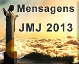 Frases Jornada Mundial da Juventude 2013 para Facebook