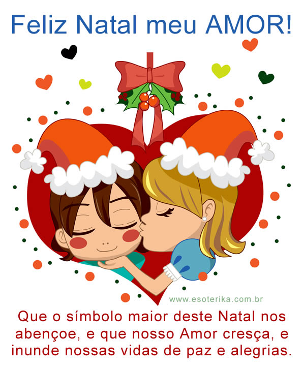 feliz natal meu amor