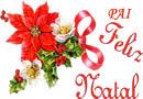 Mensagem de Natal de Filha para Pai - Felicidades Papai