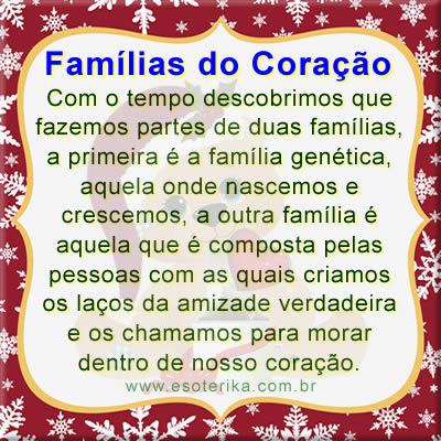 mensagem de natal para familia