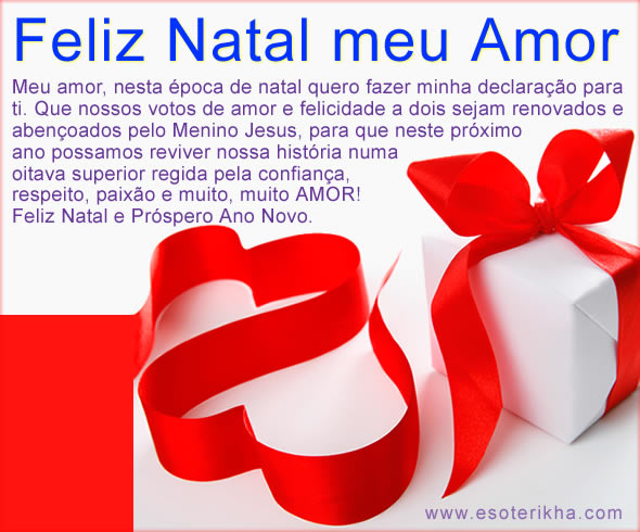 Bom Dia Meu Amor Para Fazer O Dia Da Pessoa Amada Mais Feliz: Declarações Votos De Boas Festas