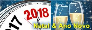 Natal 2017 Ano Novo 2018